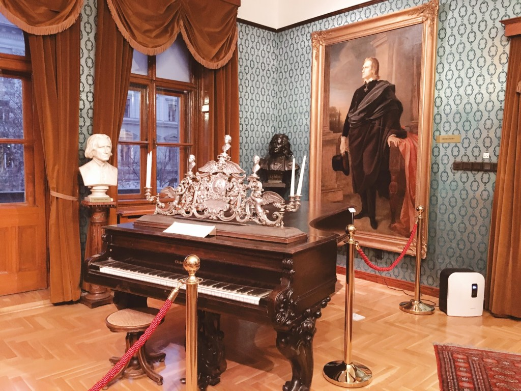 liszt memorial museum chickering piano