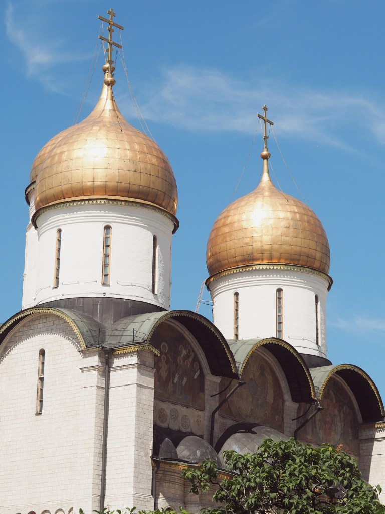 Cathedral of the Dormination, Moscow
