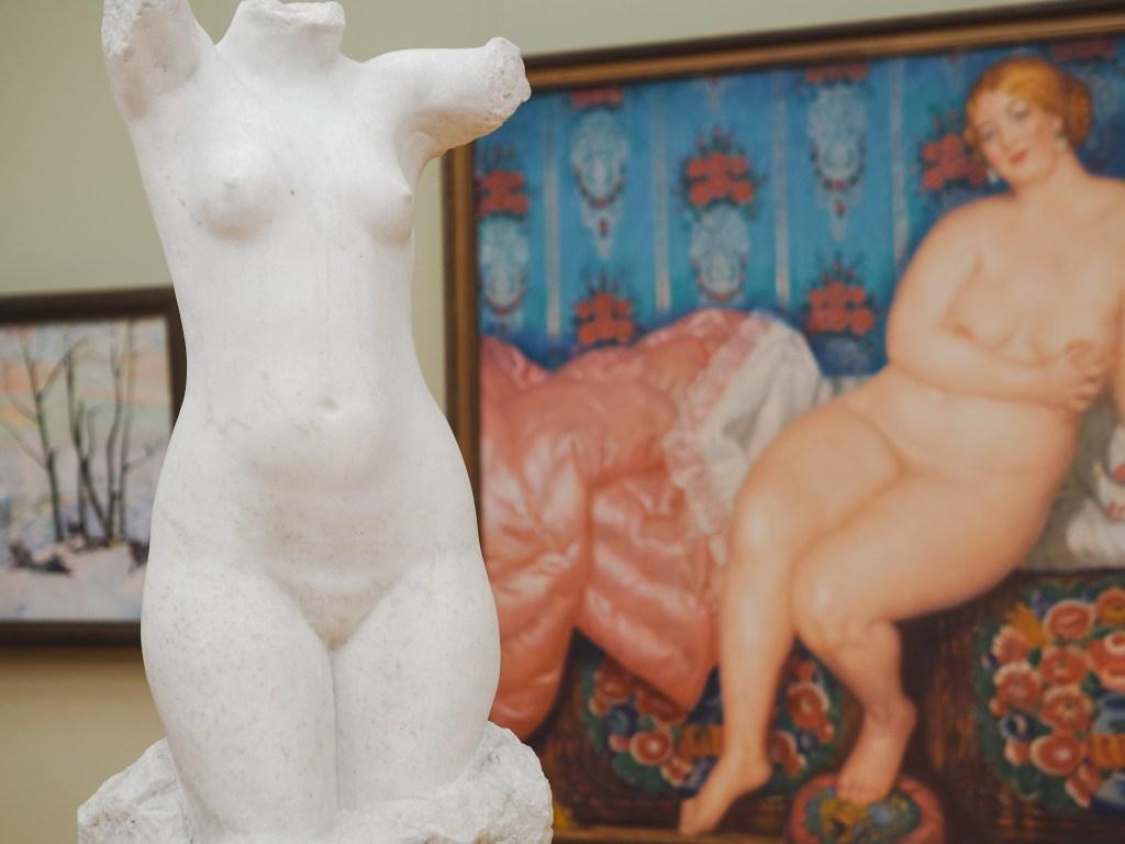 Tretyakov Gallery Moscow Russia