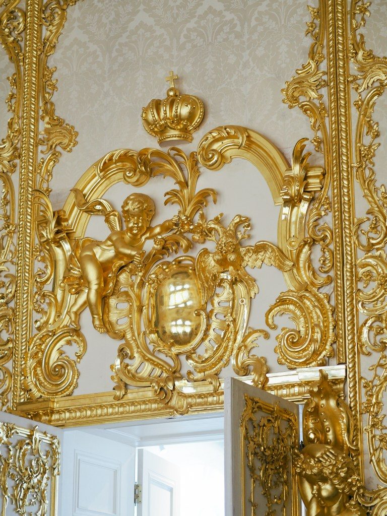 catherine's palace russia
