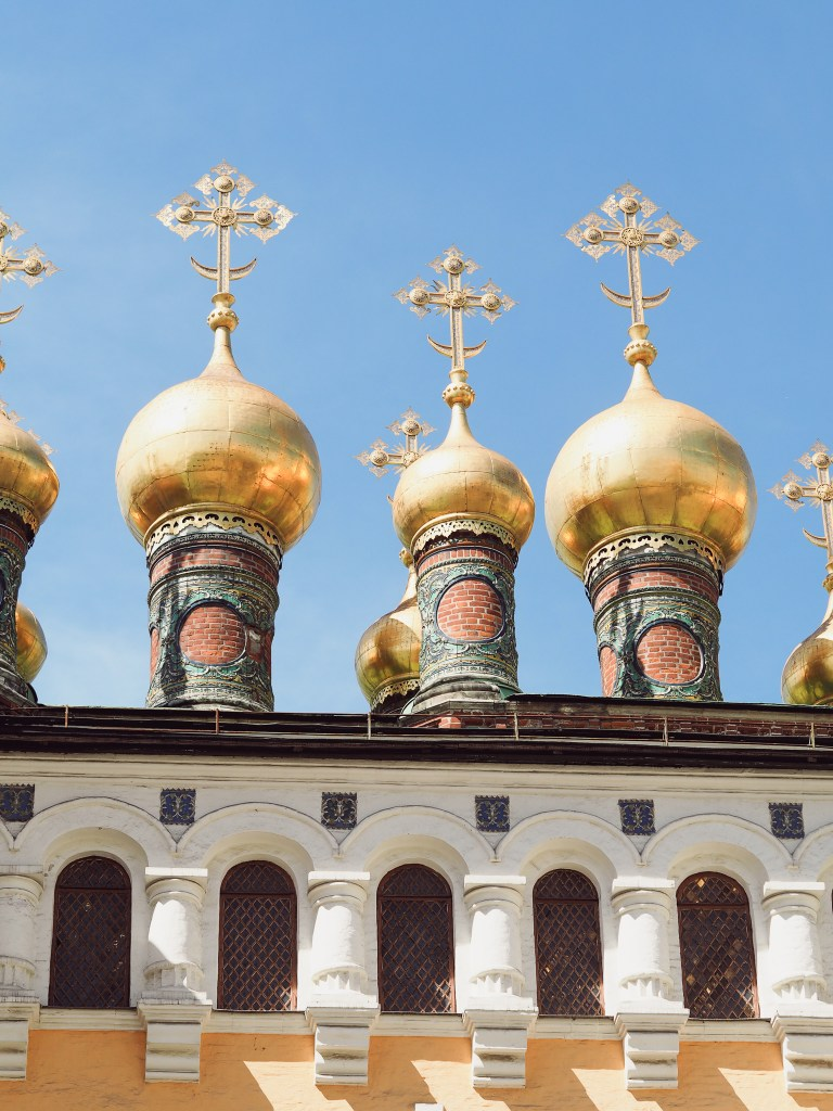 Church Of The Deposition Of The Robe, Moscow