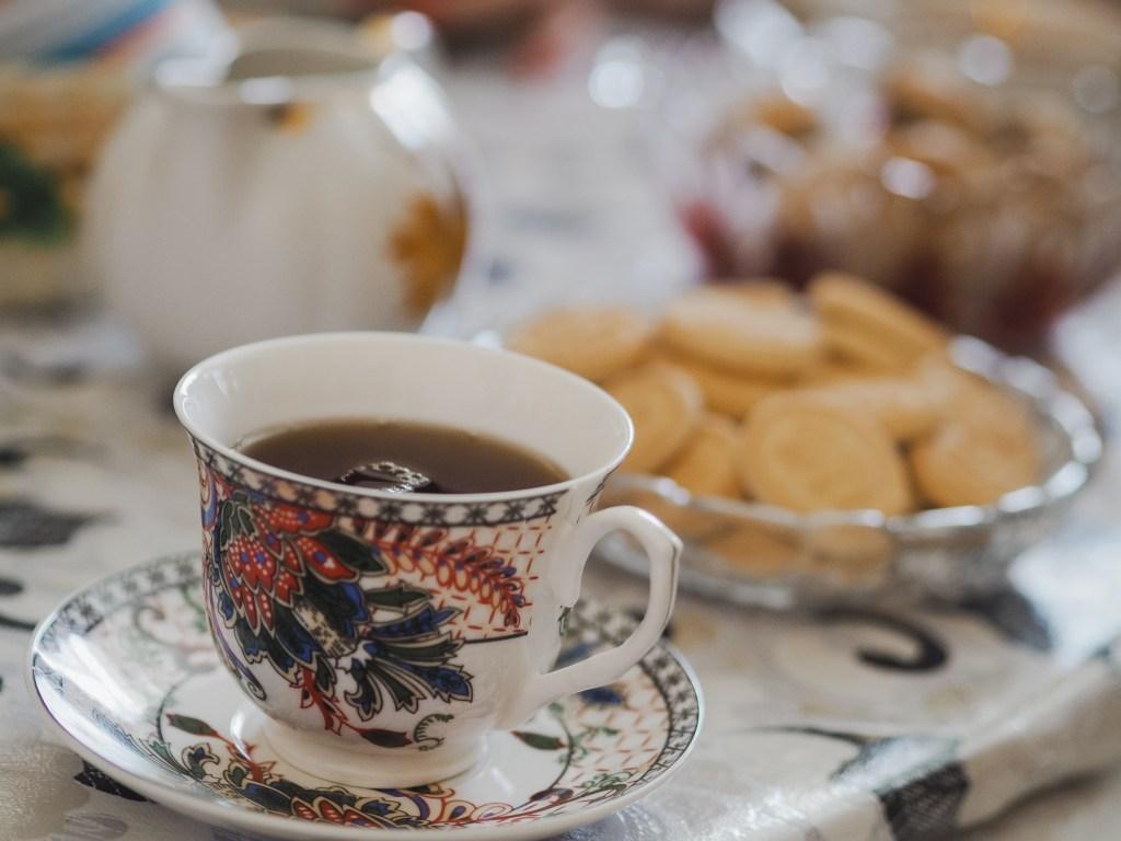 russian black tea