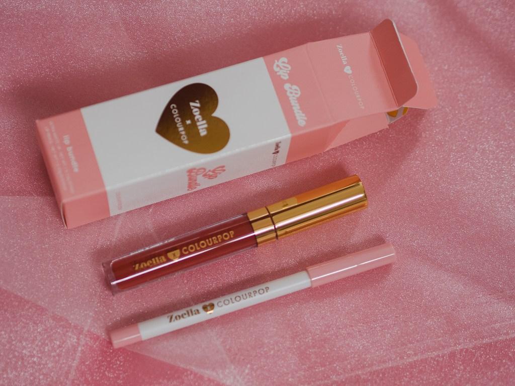 Give Us The Goss Lip Bundle: Self Love Club Ultra Matte Lip & Bossy Lippie Pencil