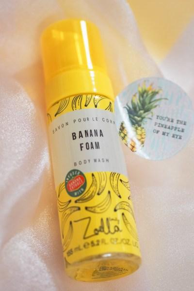 Zoella-Fruits-Banana-Foam-Body-Wash