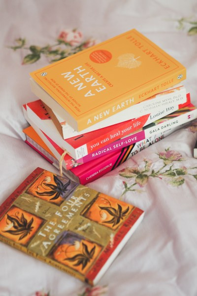 life changing self help books that changed my life