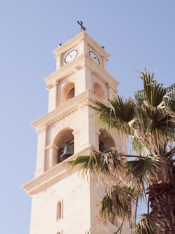 jaffa clock tower tel aviv guide