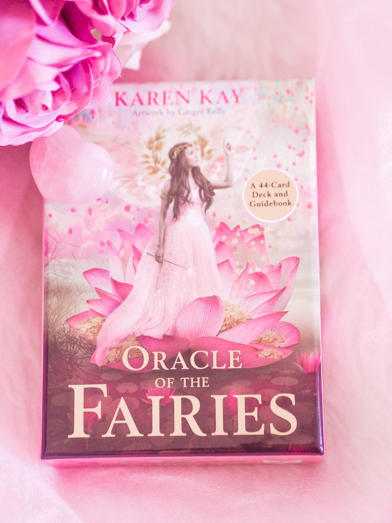 Oracle Of The Fairies By Karen Kay Art By Ginger Kelly Review Georgie Xoxo