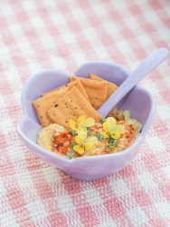 hummus for gastroparesis and gerd