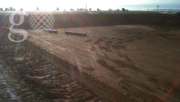 Geosintéticos México - Proyectos - Olla en Torreón