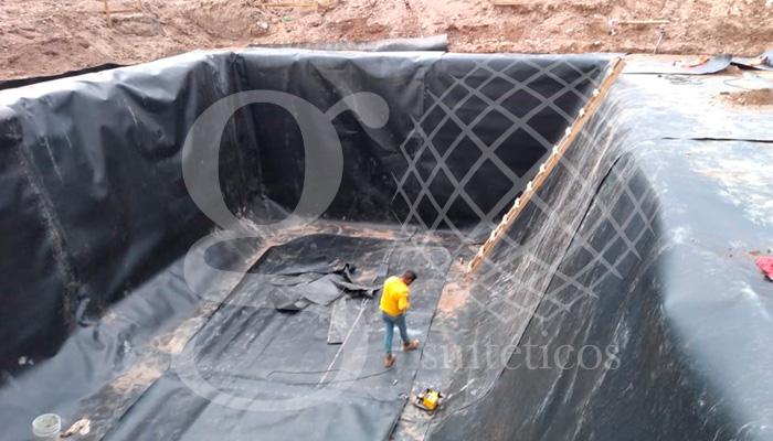 Regreso a Santa Rosa Jáuregui, Querétaro. Nueva olla de agua #HDPE 1.5mm