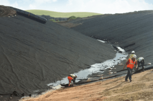 Reservoir Lining Project