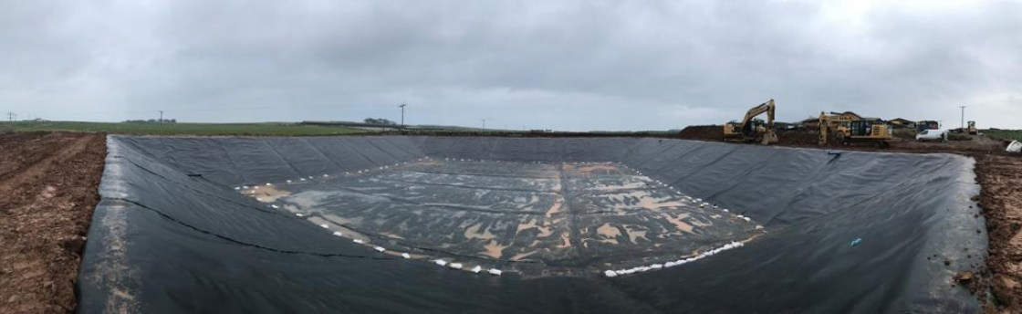 SEPA Approved Liners in Stranraer, Scotland