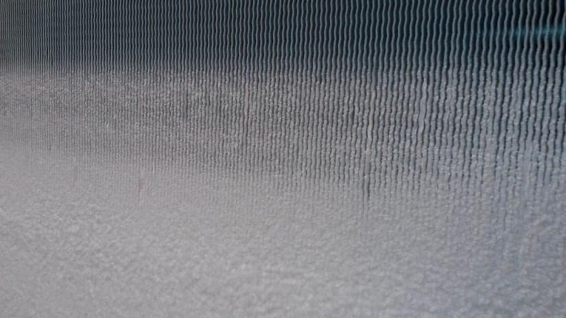 pompa-di-calore-IVT-AirX-particolare alette-scambiatore-posteriore-evaporatore-inverno-sottozero