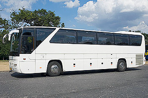 transportation coach mercedes tourismo