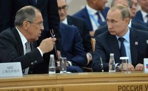 Trump ontvangt Russische minister van Buitenlandse Zaken