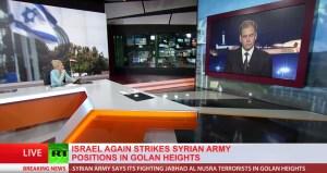 Israël voert opnieuw beschietingen uit op Syrische leger
