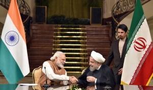 India wil eigen zijderoute bouwen via Iran