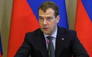 """Medvedev: """"Verenigde Staten verklaren handelsoorlog aan Rusland"""""""