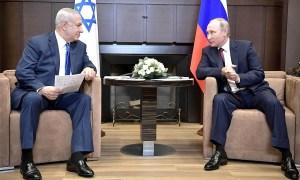 Israël eist dat Iran zich terugtrekt uit Syrië