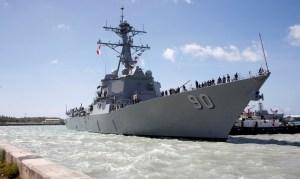 Verenigde Staten bouwen militaire haven in Oekraïne