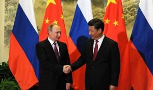 Rusland ontvangt meeste economische hulp China