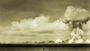 Poetin over het reduceren van kernwapens