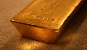 Goudvoorraad Rusland naar 2.000 ton