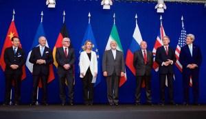 Europa, China, Rusland en Iran komen op 25 mei bijeen