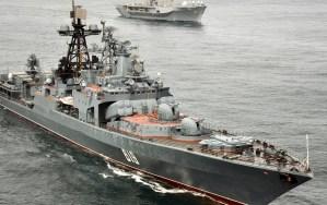 Rusland stuurt meer schepen naar Middellandse Zee