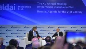 """Poetin: """"De Krim is van ons"""""""