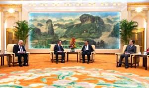 'Opkomst van China vereist sterke trans-Atlantische relatie'