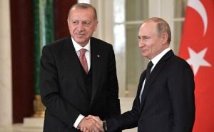 Rusland en Turkije versterken samenwerking