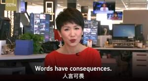 Chinese nieuwszender haalt uit naar Fox News