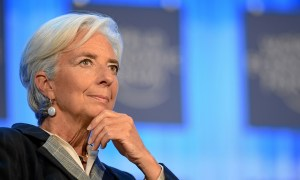 Christine Lagarde brengt neutraliteit ECB in gevaar