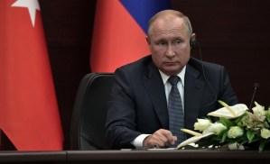 Poetin biedt Saoedi-Arabië S-400 raketsysteem aan