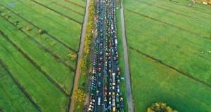 Boerenprotest in beeld