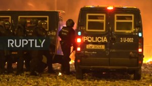 Video: Grote demonstraties in Barcelona