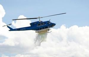 Is het uitstrooien van 'helikoptergeld' aanstaande?