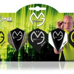 XQ-Max Michael van Gerwen - 5 pack flights