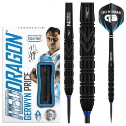 Gerwyn Price Back to Black 90%