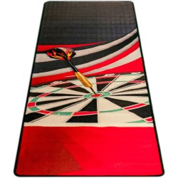 McKicks Carpet Dartmat Red 300x65cm