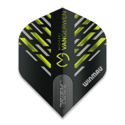 Michael van Gerwen Prisma Alpha Black/Green