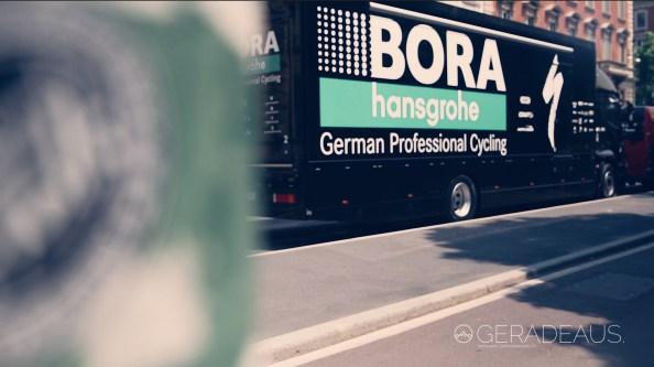 Giro 2017, Rennradblog, Patrick Konrad, Gregor Mühlberger, Lukas Pöstlberger, Bora Hansgrohe, Pro Tour Team, geradeaus, Tini, Andy, Mailand, Zeitfahren, Stage, Monte Grappa
