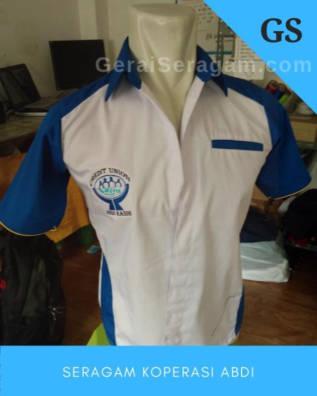 baju seragam koperasi