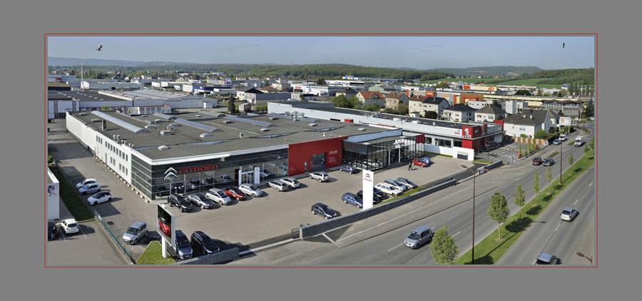 Garage Citroen Metz Garage Citro N Atelier Enseignes