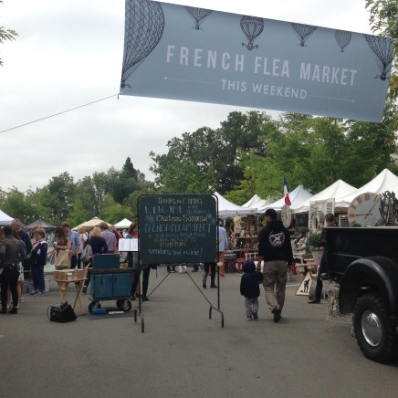 Chateau Sonoma French Flea Market