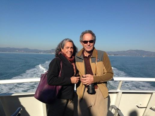 Us larkspur ferry