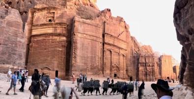 Petra beyond Treasury
