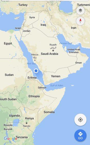Gulf of Aden
