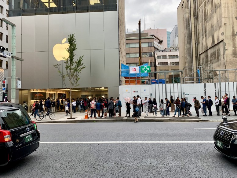 Ginza Apple Store_0023